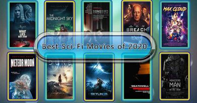 Best Sci-Fi Movies of 2020: Unwrapped Official Best 2020 Sci-Fi Films