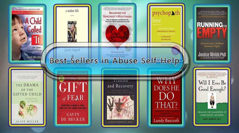 Top 10 Must Read Abuse Best Selling Books