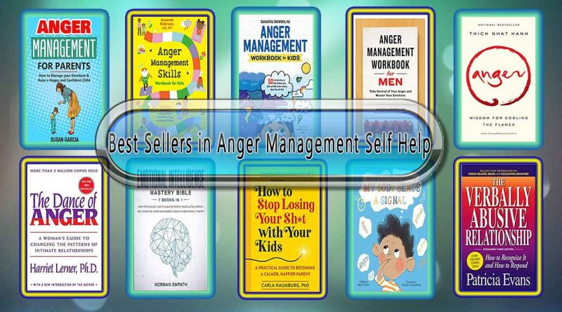 Top 10 Must Read Anger Management Best Selling Books