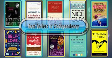 Top 10 Must Read Codependency Best Selling Books