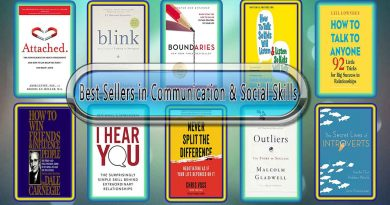 Top 10 Must Read Communication & Social Skills Best Selling Books