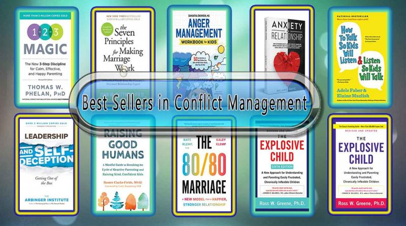 Top 10 Must Read Conflict Management Best Selling Books