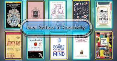 Top 10 Must Read Creativity Best Selling Books