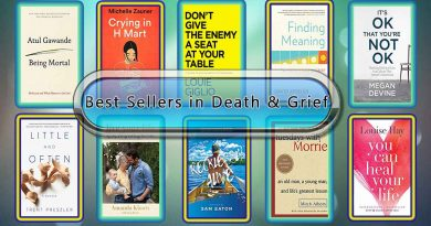 Top 10 Must Read Death & Grief Best Selling Books