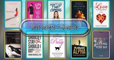 Top 10 Must Read Divorce Best Selling Books