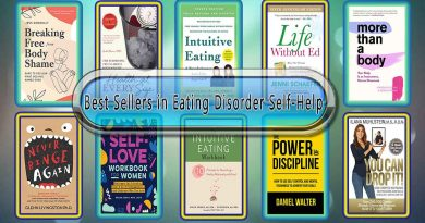 Top 10 Must Read Eating Disorder Best Selling Books