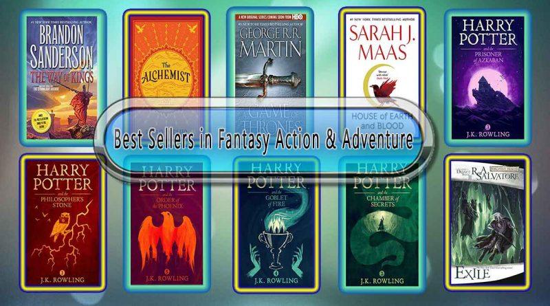 Top 10 Must Read Fantasy Best Selling Novels