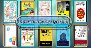 Top 10 Must Read Handwriting Analysis Best Selling Books