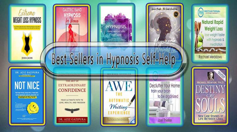 Top 10 Must Read Hypnosis Best Selling Books