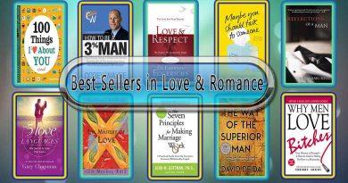 Top 10 Must Read Love & Romance Best Selling Books