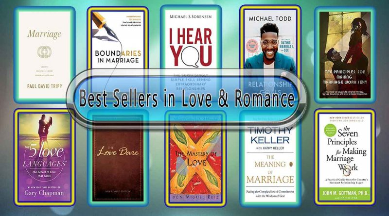 Top 10 Must Read Marriage Best Selling Books
