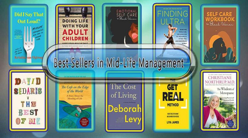 Top 10 Must Read Mid-Life Best Selling Books
