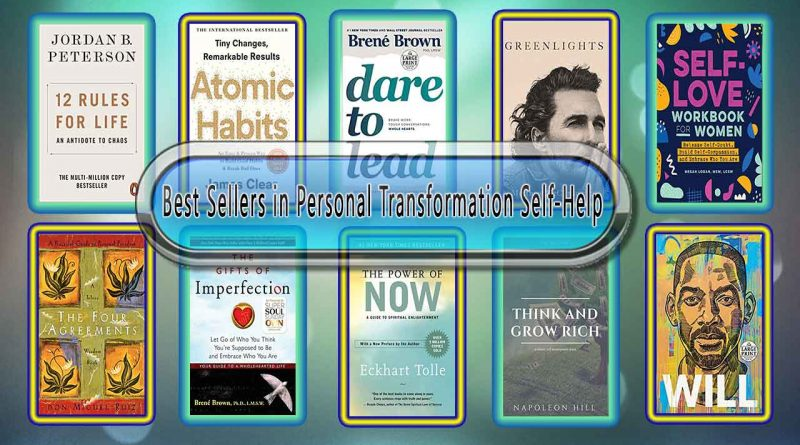 Top 10 Must Read Personal Transformation Best Selling Books