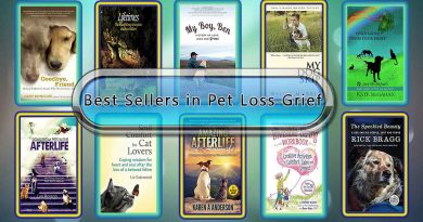 Top 10 Must Read Pet Loss Grief Best Selling Books