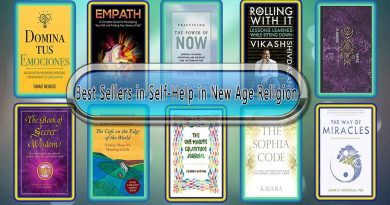 Top 10 Must Read New Age Religion Best Selling Books