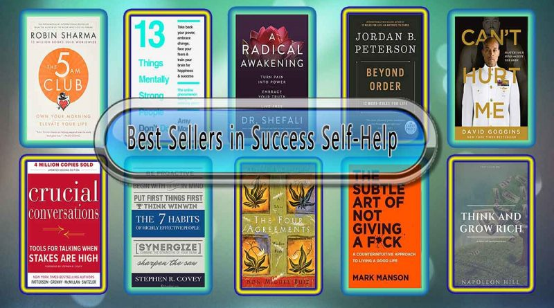 Top 10 Must Read Success Best Selling Books