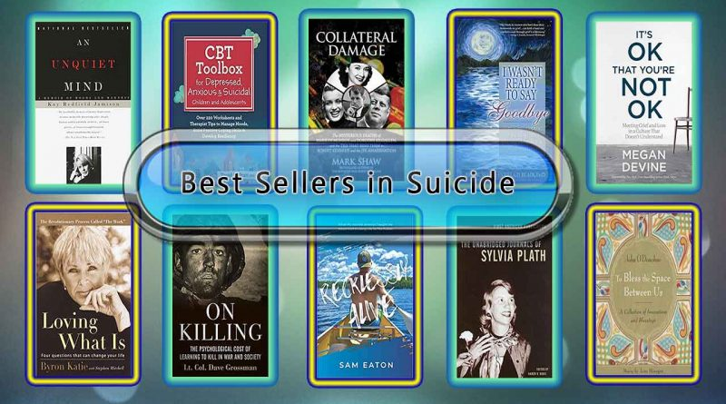 Top 10 Must Read Suicide Best Selling Books