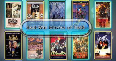 Best War Movies of 1988: Unwrapped Official Best 1988 War Films