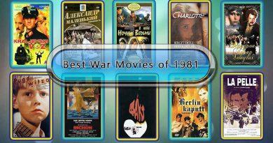 Best War Movies of 1981: Unwrapped Official Best 1981 War Films