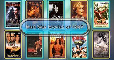 Best War Movies of 1997: Unwrapped Official Best 1997 War Films