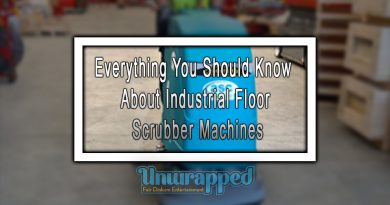 Everything You Should Know About Industrial Floor Scrubber Machines