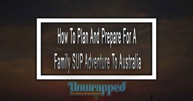 How To Plan And Prepare For A Family SUP Adventure To Australia