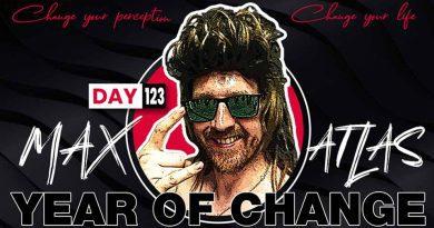 Max Ignatius Atlas Year Of Change Day 123