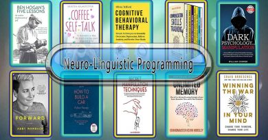 Top 10 Must Read Neuro-Linguistic Programming Best Selling Books