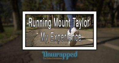 Running Mount Taylor - My Experience