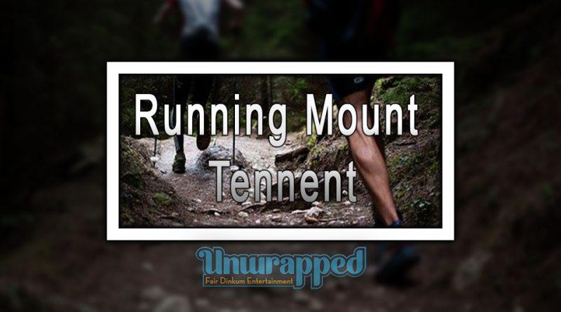 Running Mount Tennent