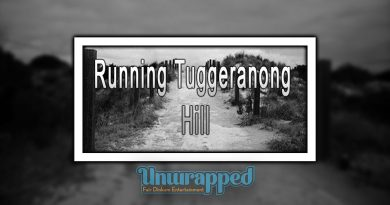 Running Tuggeranong Hill