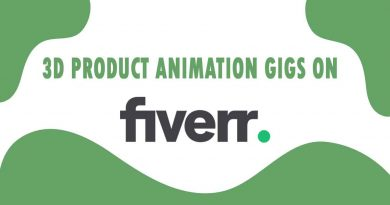 The Best 3D Product Animation on Fiverr