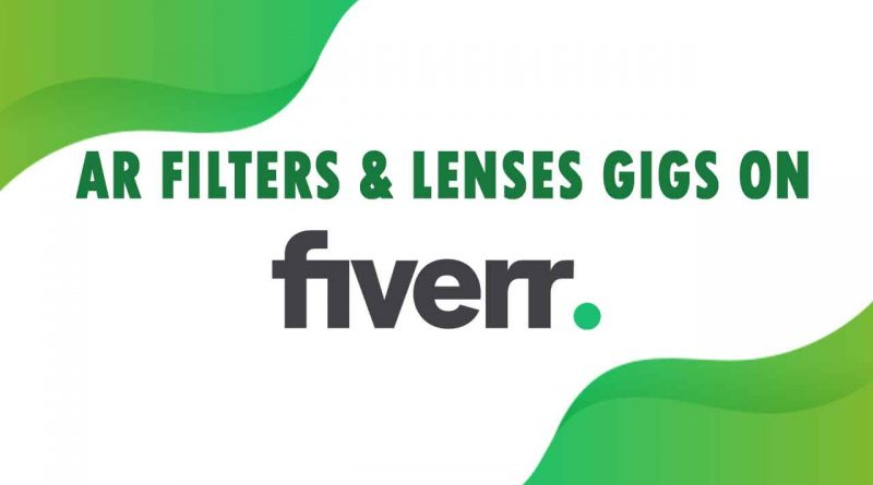 The Best AR Filters & Lenses on Fiverr