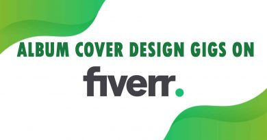 The Best Album Cover Design on Fiverr