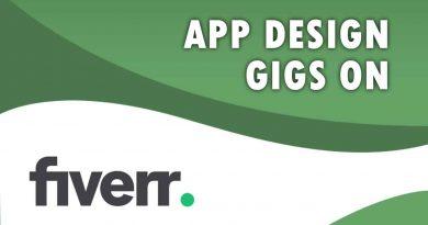 The Best App Design on Fiverr