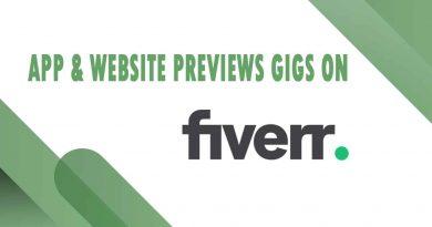 The Best App & Website Previews on Fiverr