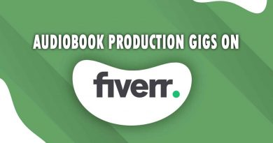 The Best Audiobook Production on Fiverr