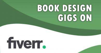 The Best Book Design on Fiverr