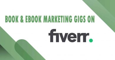 The Best Book & eBook Marketing on Fiverr