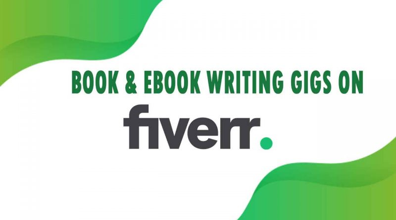 The Best Book & eBook Writing on Fiverr