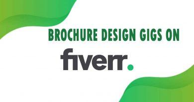 The Best Brochure Design on Fiverr