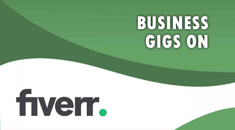The Best Business on Fiverr