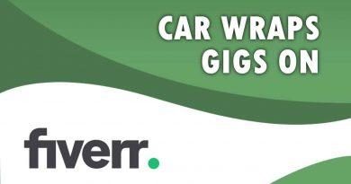 The Best Car Wraps on Fiverr