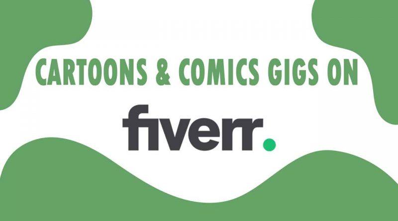 The Best Cartoons & Comics on Fiverr