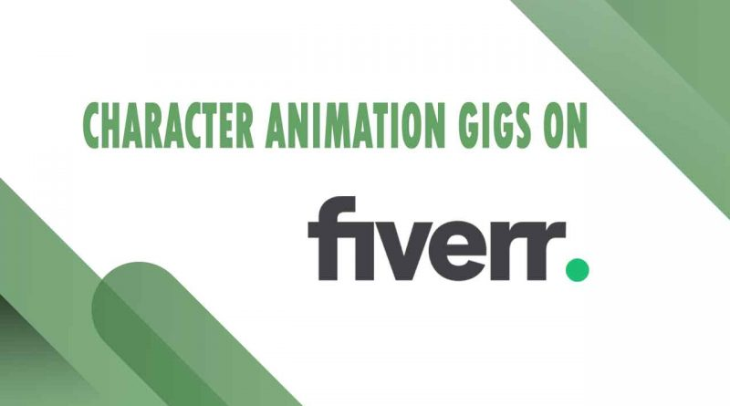 The Best Character Animation on Fiverr