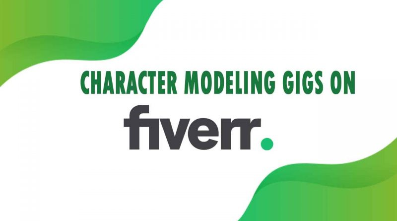The Best Character Modeling on Fiverr
