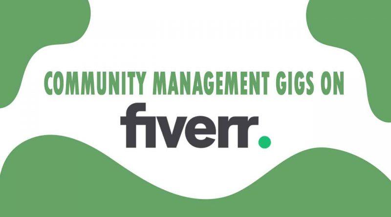The Best Community Management on Fiverr