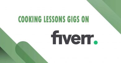 The Best Cooking Lessons on Fiverr