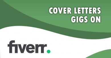The Best Cover Letters on Fiverr