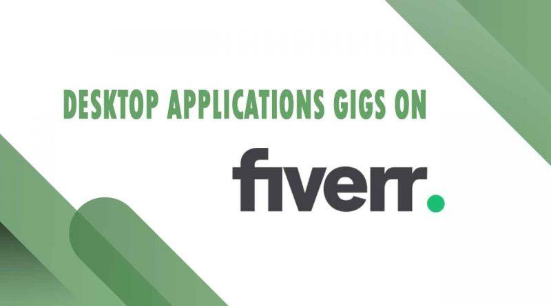 The Best Desktop Applications on Fiverr